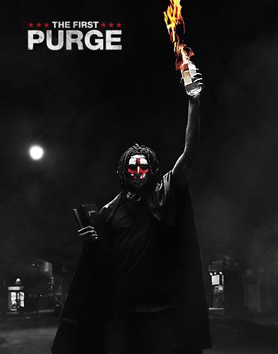 The Purge season 1 poster