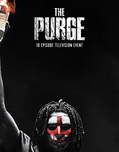 The Purge tv series poster