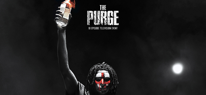 The Purge Season 1 tv series Poster