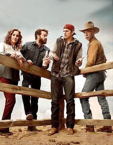 The Ranch Season 4 poster