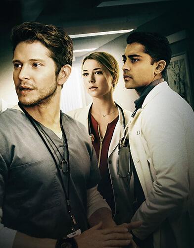The Resident Season 1 Poster