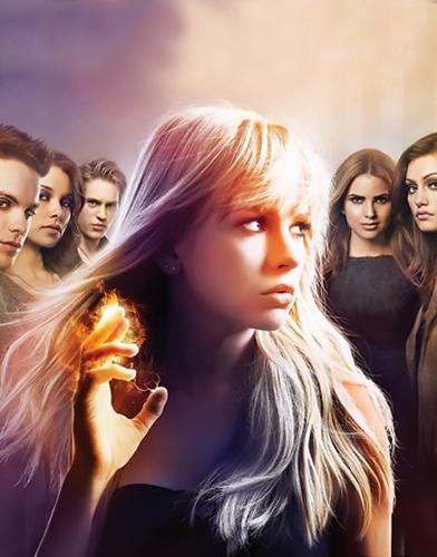 The Secret Circle Season 1 poster