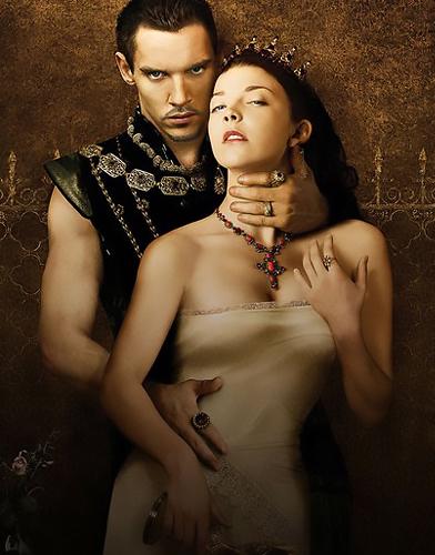 The Tudors Season 2 poster