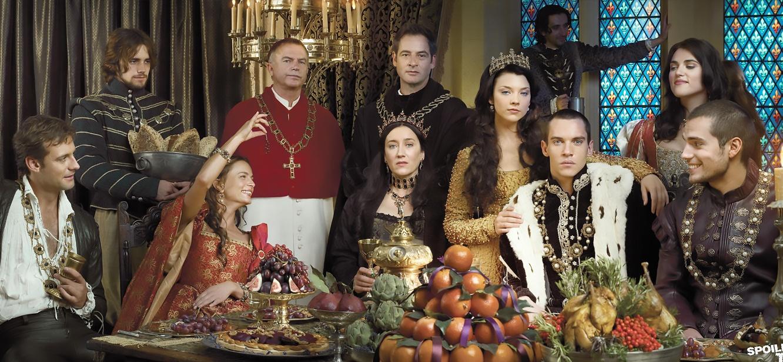 The Tudors Season 1 tv series Poster