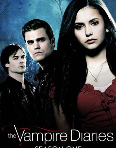 The Vampire Diaries  Season 1 poster
