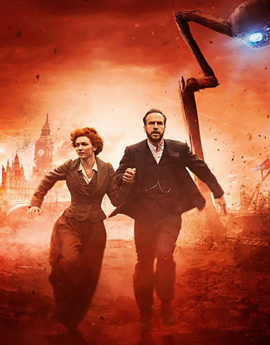 The War of the Worlds Season 1 poster