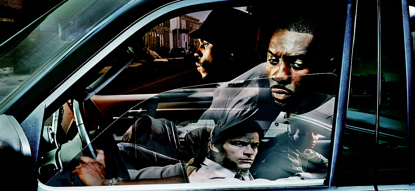 The Wire Season 1 tv series Poster