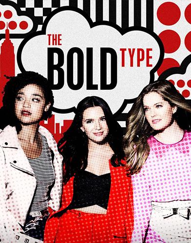 The Bold Type Season 4 poster