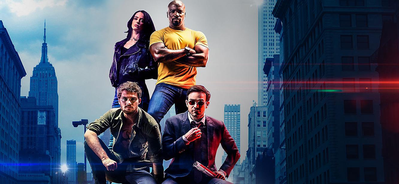 The Defenders Season 1 tv series Poster