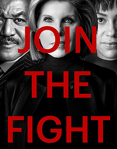 The Good Fight Season 3 poster