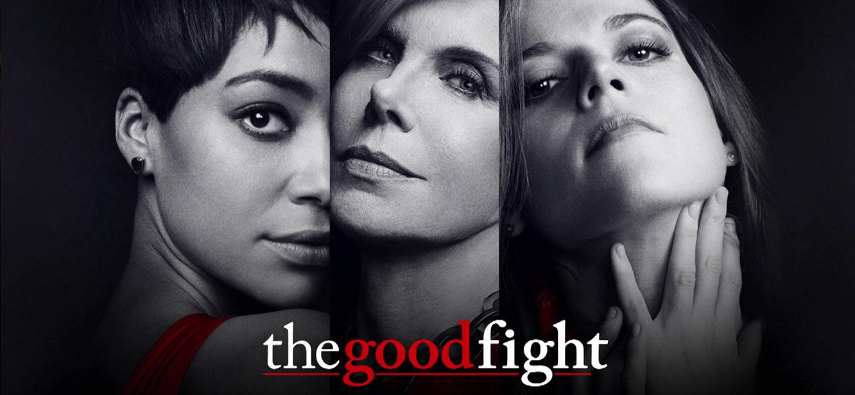 The Good Fight Season 3 tv series Poster