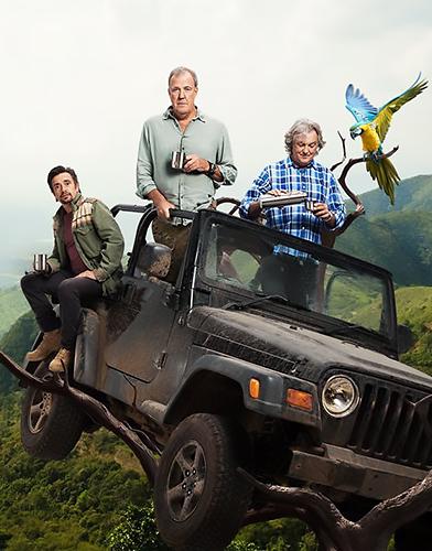 The Grand Tour Season 4 poster