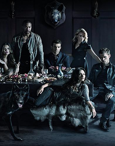 TV Show The Originals Season 5  Today's TV Series  Direct