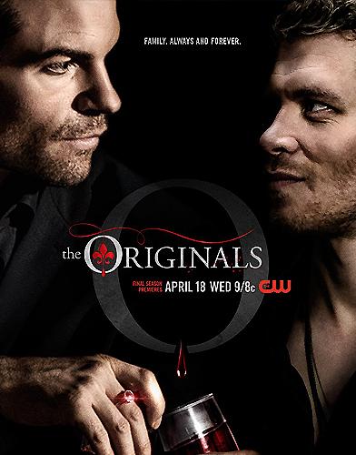 The Originals Season 5 poster