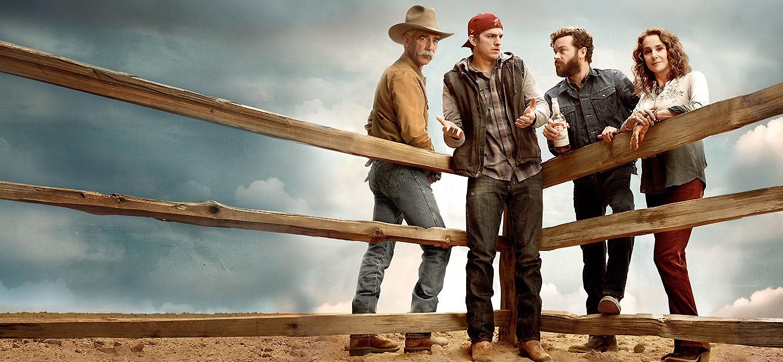The Ranch Season 4 tv series Poster