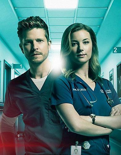 The Resident Season 3 poster