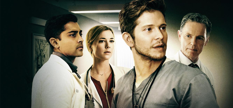 The Resident Season 1 tv series Poster