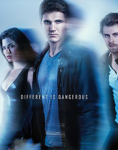 The Tomorrow People Season 1 poster