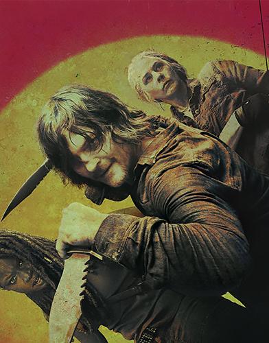 The walking dead season 10-poster