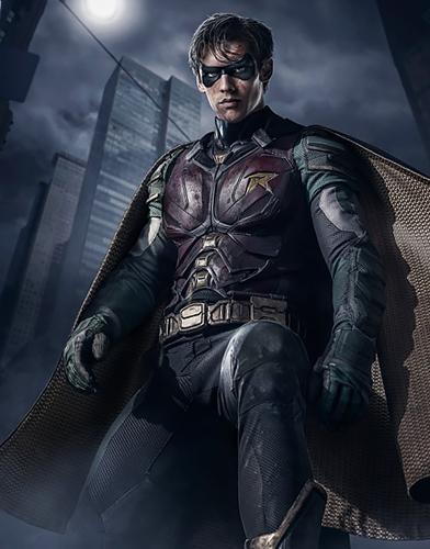 Titans season 1 poster