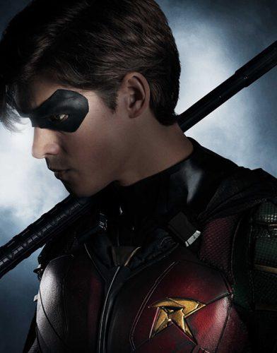 Titans tv series poster