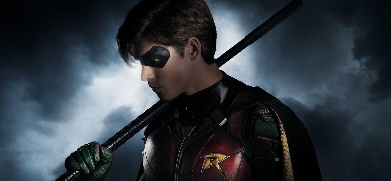 Titans Season 1 tv series Poster