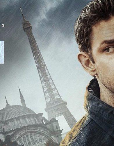 Tom Clancy's Jack Ryan tv series poster