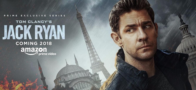 Tom Clancy's Jack Ryan season 1 tv series Poster