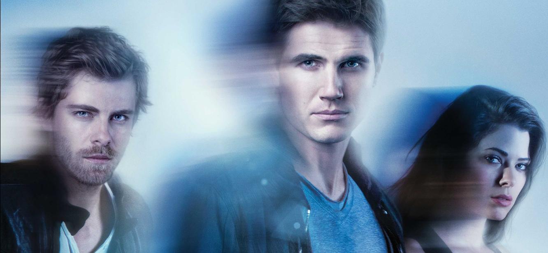 The Tomorrow People Season 1 tv series Poster