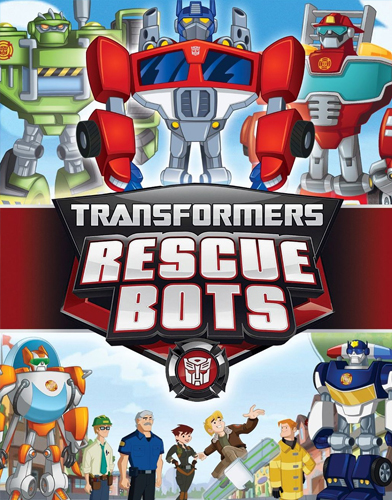 Transformers: Rescue Bots Season 1 poster