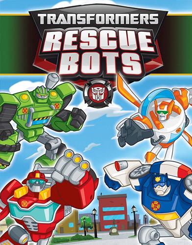 Transformers: Rescue Bots Season 2 poster