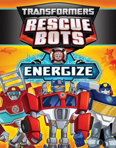 Transformers: Rescue Bots Season 3 poster