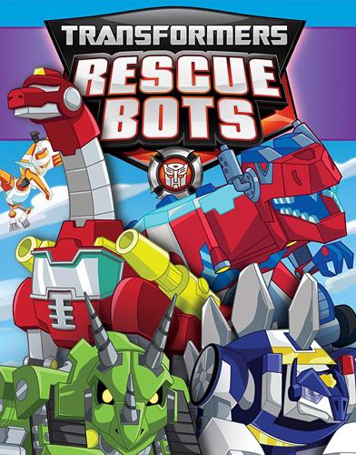 Transformers: Rescue Bots Season 4 poster