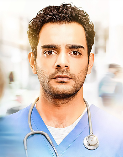 Transplant Season 1 poster