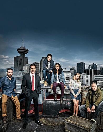 Travelers Season 1 poster