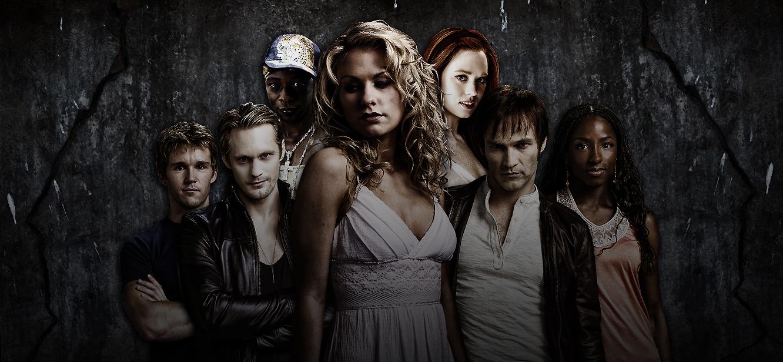 True Blood tv series poster