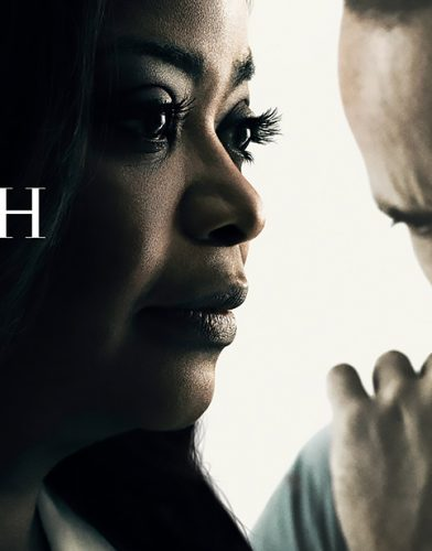 Truth Be Told tv series poster