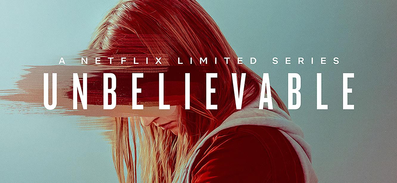 Unbelievable Season 1 tv series Poster