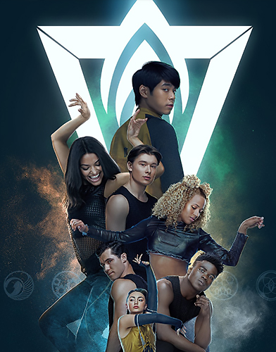 Utopia Falls Season 1 poster