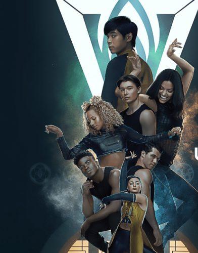 Utopia Falls tv series poster