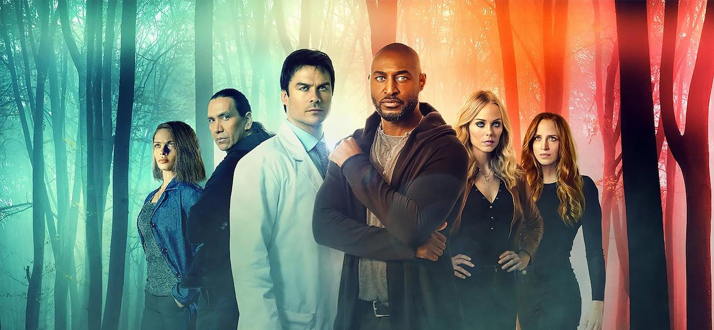 V-Wars Season 1 tv series Poster