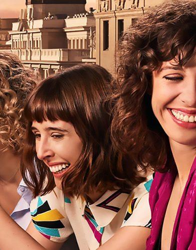 Valeria tv series poster