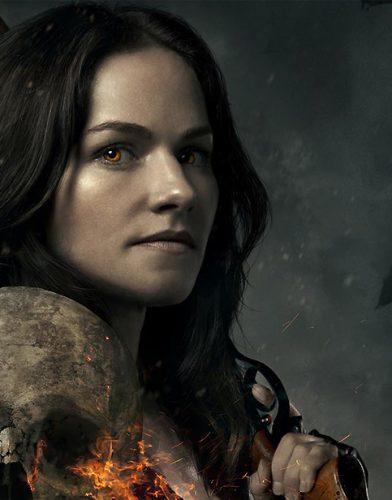 Van Helsing tv series poster