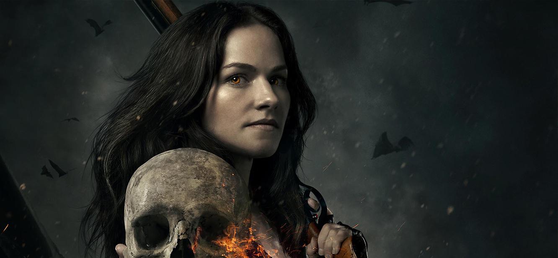 Van Helsing Season 1 tv series Poster