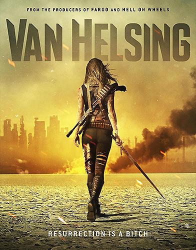 Van Helsing Season 1 Poster
