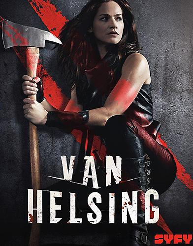Van Helsing Season 2 Poster