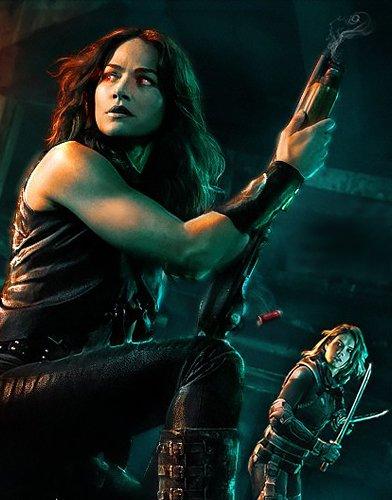 Van Helsing season 3 poster