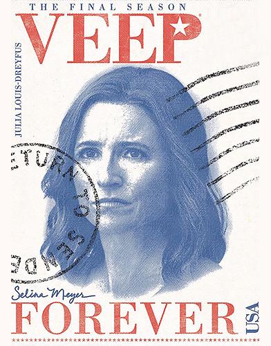 Veep Season 7 poster