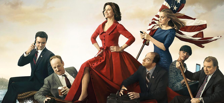 Veep Season 7 tv series Poster