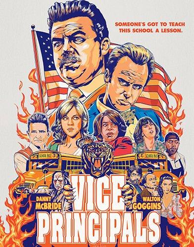 Vice Principals season 2 poster